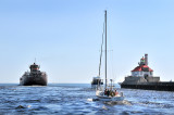 TS25: Leaving Port of Duluth