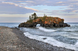 108.521 - Hollow Rock: Wide View, Evening