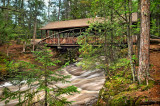 101.21 - Superior Area: Amnicon Bridge In Early Summer, Island Side