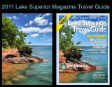 Lake Superior Magazine 2011 Travel Guide Cover