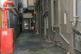 Auckland Back Alley.
