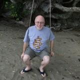 Gary (my dearest friend)..from UK,..here visiting NZ