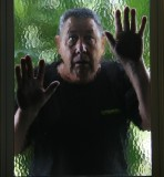 Help....A Peeping Tom.