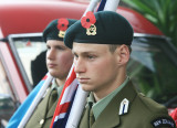 Young Army Service men