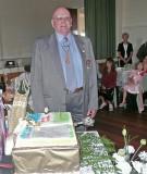 Merv Harris  (my cousin) 80th Birthday.