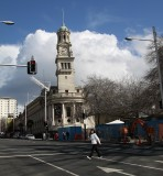 Auckland Town Hall.