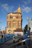 Ferry Buildings Downtown Auckland