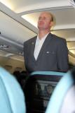 Air New Zealand staff