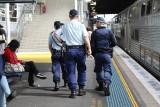 Cops in Blacktown, Sydney