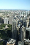 Sydney from the Tower