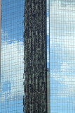 Refelections tall buildings Sydney
