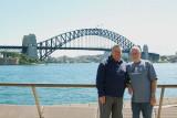 Warren and Gary. Sydney