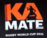 Ka mate, Ka mate, Ka mate..RUGBY WORLD CUP..NEW ZEALAND