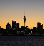 Auckland City... end of the Day...