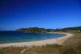 The very beautiful Matai Bay Karikari Peninsula Northland.