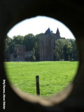 Santpoort - ruine van Brederode