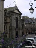 St. Malo - kerkplein