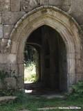Het dal van de Leguer - voorheen klooster