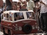Het kleinste taxibusje ooit - vertek