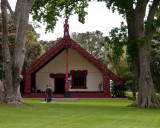 Waitangi Marae, New Zealand