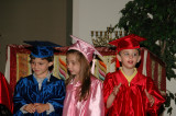 Sam's First Graduation