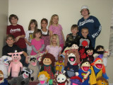2009 March Puppeteers