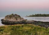 95  Long Island Sound from Glen Island, New Rochelle