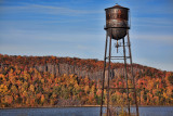 179, Water Tower and Hudson River