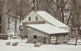 214, Barn, Philipsburg Manor, Sleepy Hollow
