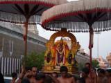 Rohini Purappadu - Parthasarathi during purappadu.jpg