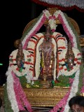 Parthasarathi during thiruveedi purapaadu with Peyazhwar.jpg
