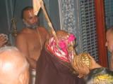 Veeraraghavan prasadam to HH Srimad Azhagiyasingar.JPG
