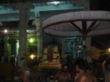 Maamunigal under Thirukudai given by Varadan.JPG