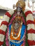 Mylapore - Avatara stalam PeyazhwAr during purappadu.jpg