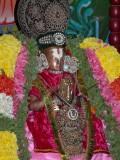 Mylapore Kesavan sannadhi peyazhwar on MM sattruarai day.jpg