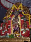 Sri Parthasarathi- irAppatu utsavam - Pandiyan kondai.jpg