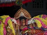 KUDHIRAI VAHANAM - Perumal thirumukham