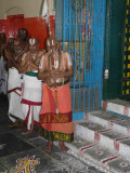 HH Vanamamalai Jeeyar swamy during sattrumarai ghosthi1.jpg