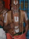 HH Vanamamalai Jeeyar swamy during sattrumarai ghosthi3.jpg