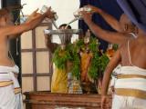 Varadar undergoing thirumanjanam - davanOtsavam.jpg