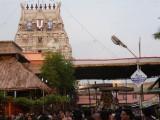 3rd day morning - Garuda vahanam purappadu starting (Large).JPG