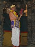 Villiambakkam resident Sri. Ramesh Thathachariar of Tiruputkuzhi ...