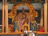 varadan with nachimar in 1000 pillar mandapam