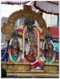 Thiruvadipooram utsavam -Parthasarathi with ubaya nacchiayars -closeup shot2.jpg
