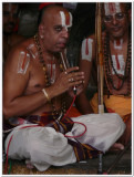 Sri Dr.MAV swamy-Completing Acharya Hrudhaya Kalashepam.jpg