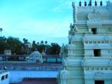 Adiyavarku Meiyan Vimanam from our Acharya Sarva Bhouman Sannidhi.JPG