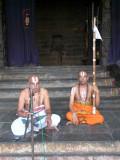 Jeeyar swamy in Acharya Hridaya kalakshebam.JPG
