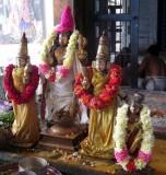 Sri Jayanthi Uthsavam - Sri Pavaza vannan Sannathi