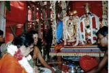 VidhvAmsini Smt. Padma Veeraraghavan honoured with temple maryAdai