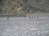 the long trekking